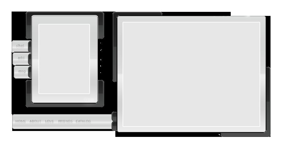 how to change imvu homepage layout